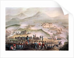 Battle of Toulouse by William Heath