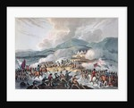 Battle of the Bidassoa, 9th October, 1813: engraved by Daniel Havell by William Heath