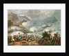Battle of the Pyrenees by William Heath