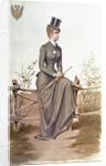 Elizabeth of Bavaria by C de Grimm