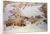 Panoramic view of the Sea of Azof showing the Allied position by Augustus Butler