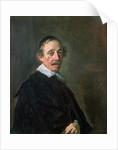 Portrait of a Preacher by Frans Hals