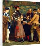 The Ransom by Sir John Everett Millais