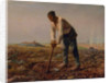 Man with a Hoe by Jean-Francois Millet