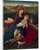 The Madonna of Humility by Master of Flemalle