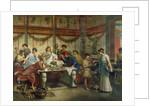 A Roman Feast by Roberto Bompiani