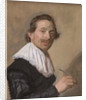 Portrait of Jean de la Chambre at the age of 33 by Frans Hals