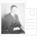 Herbert Hoover by American Photographer