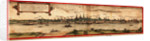 View of Mainz by Georg and Hogenberg