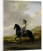 Pieter Schout on Horseback by Thomas de Keyser