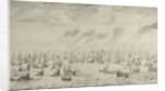 The Battle of Terheide by Willem van de