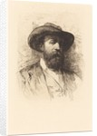 Self-Portrait by Christian Wilhelm Jacob Unger