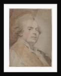 Self-Portrait by Claude Jean Baptiste Hoin