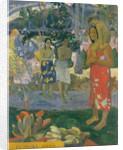 Ia Orana Maria (Hail Mary) by Paul Gauguin
