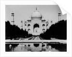 Taj Mahal by Anonymous