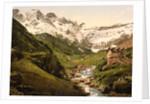 La Cirque, Gavarnie, Pyrenees, France by Anonymous