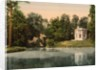 Petit Trianon, the Pavillion and the Rock of Marie Antoinette, Versailles, France by Anonymous
