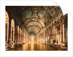 Gallery of Mirrors, Versailles, France by Anonymous