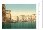 Grand Canal, Venice, Italy by Anonymous