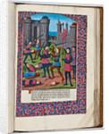 First Jewish-Roman War in Jerusalem by French School