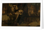The Death of the Pharaoh's Firstborn Son by Sir Lawrence Alma-Tadema