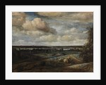 Dutch Panorama Landscape with a River by Phillips de Koninck