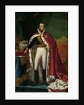 Portrait of William I by Joseph Paelinck
