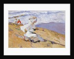 Capturing the Moment by Joaquin Sorolla y Bastida