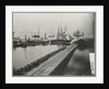 Magazine wharf at City Point, Virginia by Mathew & studio Brady