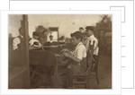 Child apprentice at De Pedro Casellas Cigar Factory, Tampa, Florida by Lewis Wickes Hine