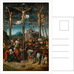 The Crucifixion by Lucas