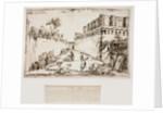 The Tomb of the Istacidi, Pompeii by Giovanni Battista Piranesi