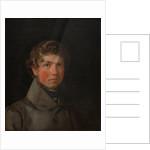Self-Portrait by Christen Schjellerup Kobke
