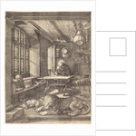St. Jerome in his Study by Albrecht Dürer or Duerer