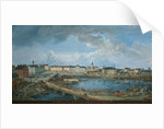 View of Stockholm from the Royal Palace, 1801 by Elias Martin