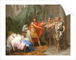 The Oath of Brutus by Jacques Antoine Beaufort