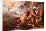 Helen Saved by Venus from the Wrath of Aeneas by Jacques Henri Sablet