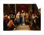 The Marriage of the Virgin by Jerome Martin Langlois