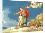 The Sacrifice of Isaac by Hippolyte Flandrin