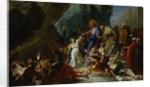 The Raising of Lazarus by Jean-Baptiste Jouvenet