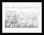 The Christmas Flood of 1717 by Dutch School