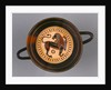 Laconian Black-Figure Kylix attributed to Hunt painter by Greek