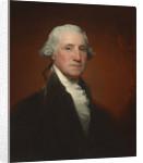 George Washington (Vaughan-Sinclair portrait) by Gilbert Stuart
