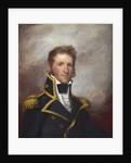 Commodore Thomas Macdonough by Gilbert Stuart