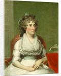 Catherine Yates Pollock (Mrs. George Pollock) by Gilbert Stuart