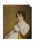 Eleanor Parke Custis Lewis (Mrs. Lawrence Lewis) by Gilbert Stuart