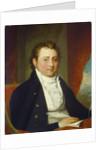 Edward Stow by Gilbert Stuart