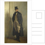 Lord Ribblesdale by John Singer Sargent