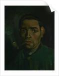 Head of a Man by Vincent van Gogh