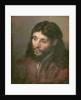 Head of Christ by Rembrandt Harmensz. van Rijn